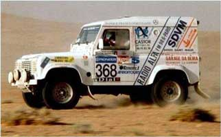 Land Rover Defender Dakar 1989/1990