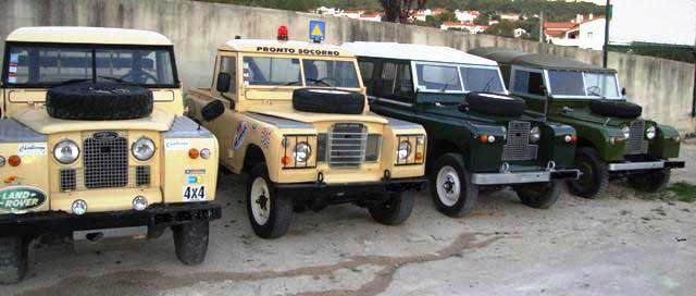 Land Rover Series Coleccao Defender Plus